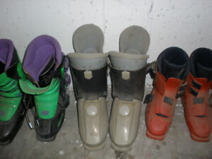 Ski Boots for Sale!