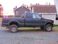2002 Ford F-350 Pickup Truck (SOLD)