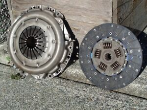 Luk clutch/pressure plate for sbc