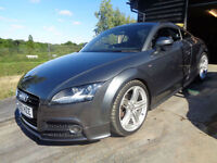 Audi TT Coupe 2.0TDI quattro 2012MY S Line