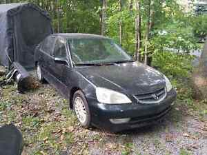 Parting Out a 2003 Acura EL, Honda Civic