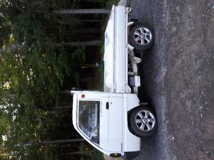 1991 Suzuki Carry-4x4 cote à cote- mini truck