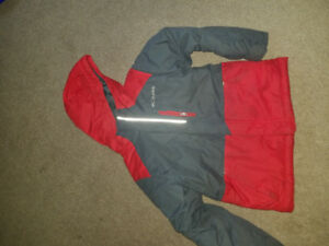 Boys Winter Jacket- Size XXS