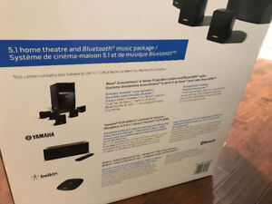 Bose Acustimass 6 Series III 5.1 Home Theater Packge with Reveic