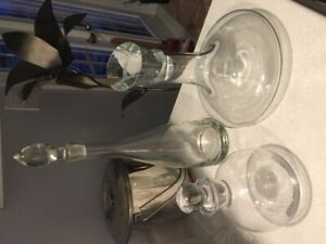 Decanters (Glass)