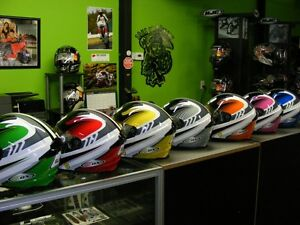 ZOX Full Face Helmet - 7 Different Colours at RE-GEAR