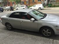 Mazda 6 2005 2200$ only