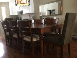 Mobilier salle à manger Canadel