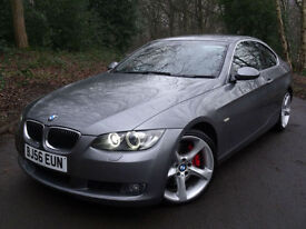 2006 56 BMW 335 3.0TD (286) Auto d COUPE SE..HIGH SPEC!!..STUNNING CONDITION!!