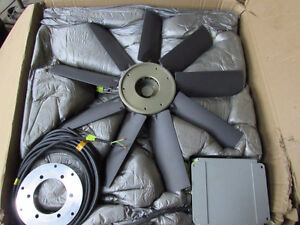 Cleanfix reversible fan