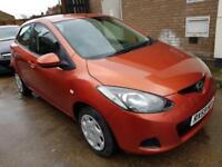 2009 Mazda2 1.3 TS2 Automatic Petrol 5dr FSH VGC 1 Owner 6 Month Warranty 2 keys