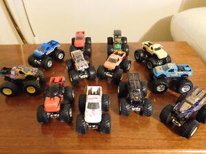 Hot Wheels Monster Jam Die Cast Monster Trucks