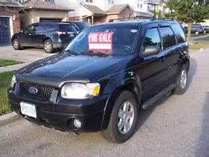 2006 Ford Escape Limited SUV, Crossover