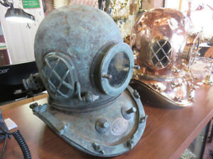Original 12 Bolt Diving Helmet