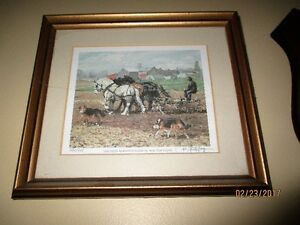 Peter Etril Snyder 'The Dogs Always Follow' 398 / 950 signed