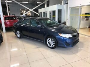Toyota Camry LE GPS MAGS SIEGES/PORTES/VITRES ELECTRIQUES 2014