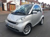 Smart Fortwo 0.8 CDI Passion 2010, 49,000 Miles, Leather Heated Seats, Satnav, HPI Clear