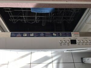 Appliance Set - Bosch, Whirlpool & GE Profile