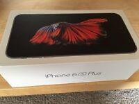 Brand new iPhone 6s Plus unlocked