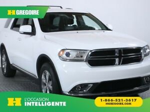 2014 Dodge Durango Limited 6PLACES MAGS BLUETHOOT CAMERA RECUL C