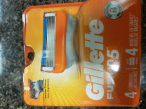 Looking for large quantity of Gillette Fusion blades