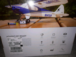 Rc plane brand new in box ready to fly