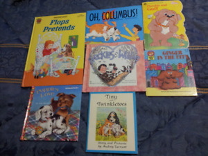 7 Kids books for the dog lover - Enfield