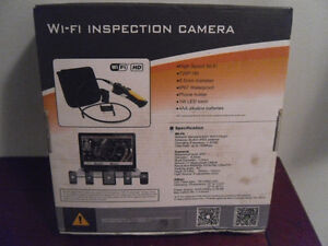 WiFi HD720p WIRELESS ENDOSCOPE INSPECTION CAMERA FOR SALE West Island Greater Montréal image 3