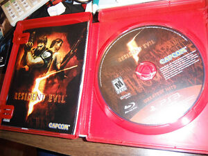PLAY STATION 3 GAMES - IN VERY GOOD CONDITION