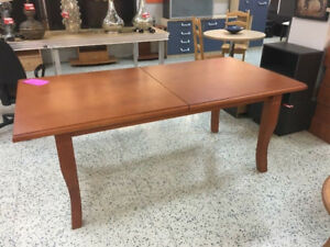 DINING TABLE BORYS - EXTENDABLE - MADE IN EUROPE - 50% OFF!!!