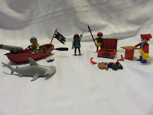 Playmobil Large Pirate Set