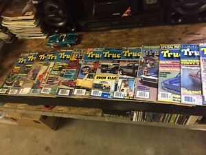Lot of 18 vintage Truckin' magazines! 70's & 80's!
