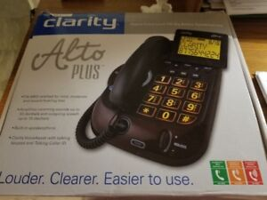 Telephone for Hearing Impaired