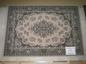 Area rugs, Florida collection, 5 models, 5 x 8, in stock, NEW
