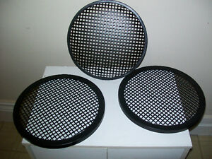 "12""TWO PEICE SPEAKER GRILLS(15.00 EACH) Kitchener / Waterloo Kitchener Area image 1"