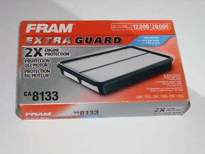 FRAM CA8133 Extra Guard Rigid Air Filter Honda Accord 1998-2002