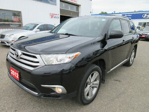 2012 Toyota Highlander-CLEAN CAR!8 PASSENGERS!WARRANTY!$20,995