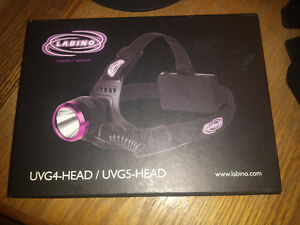 LABINO UVG4-HEAD/UVG5-HEAD HVAC UV HEADLAMP