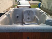Beachcomber hottub