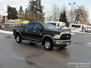 2012 DODGE RAM 2500 OUTDOORSMAN CREW CAB SHORT BOX 4X4 HEMI