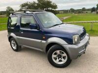 2006 Suzuki Jimny 1.3 JLX PLUS 3d 83 BHP Estate Petrol Manual