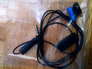 Original PS4 Chat Headset BRAND NEW