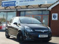 2014 14 VAUXHALL CORSA 1.2 LIMITED EDITION 3DR *LOW MILES*