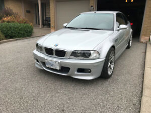 2002 BMW E46 M3 for sale