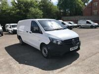 Mercedes-Benz Vito 111Cdi Van EURO 5/6 DIESEL MANUAL WHITE (2016)