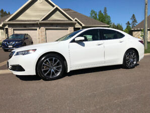 2017 Acura TLX SH-AWD - Mint and Showroom Condition