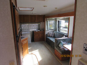 27' Golden Falcon 5th wheel, trade for boat Kawartha Lakes Peterborough Area image 9