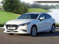 2018 Mazda Mazda3 2.0 SKYACTIV-G Sport Nav (s/s) 5dr