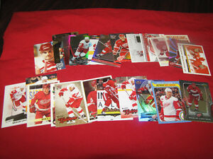 70 Red Wings stars (incl. several inserts): Yzerman, Lidstrom