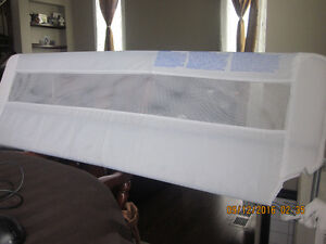 Baby Safety - Bed Side Protection  Excellent Baby Bed Safety Edmonton Edmonton Area image 2